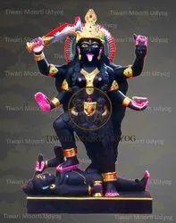 Marble Maha Kali Statue