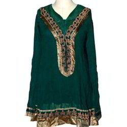Full Sleeve Casual Wear Ladies Fancy Kurti