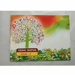 English Level 2 Vedic Math Book