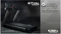 Commercial AC Motorized Treadmill Robust