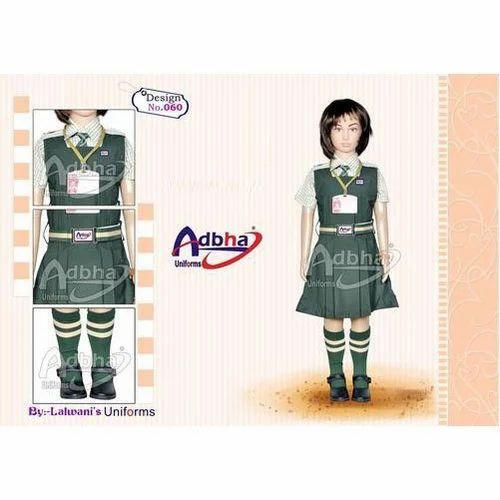 3 15 Year Yes Girls School Uniform Rs 250 Set Lalwani Uniforms