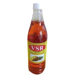 VSR Synthetic Pineapple Syrup, Packaging Type: Carton Box, 700 Ml Per Bottle