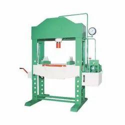 DI-134 Hydraulic Press H Type Power Operated