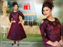 Ladies Stylish Rayon  Kurti