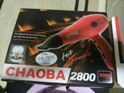 Chaoba Hair Dryer 2800, Automation Grade: Semi-Automatic