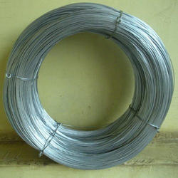 Galvanized Iron Wire, 8 Gauge And Also Available In 10 And 14