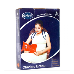 Clavicle Brace Hook & Loop