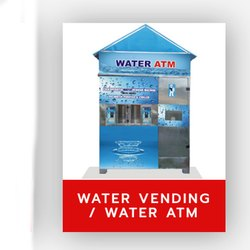Water Vending Water ATM