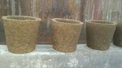 Natural Dung Pots Cow Dung Pots for Horticulture