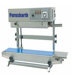 Vertical Continuous Bag Sealing Machine