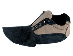 KLC Male Leather Shoe Upper