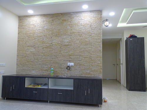 stone designs tv unit at rs 450 square feet designer tv unit id rh indiamart com