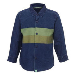 Denim Boys Full Sleeve Demin Shirt