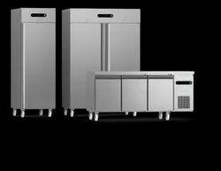 double door Top Freezer Commercial Referigerator