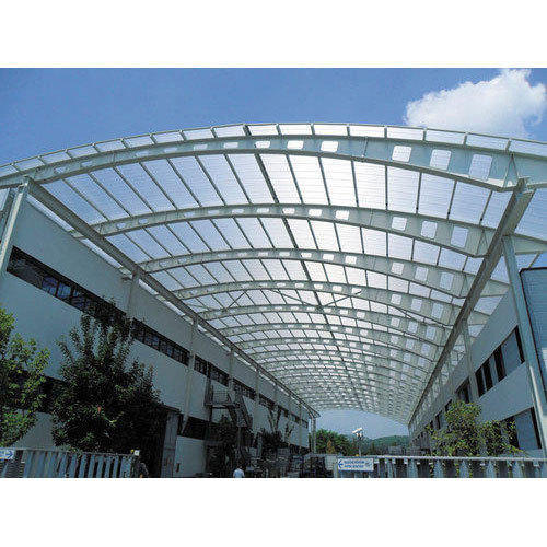 Frp Industrial Roofing Sheet Rs 250 Square Meter Starlit Steel Building Solutions Id 15218350030