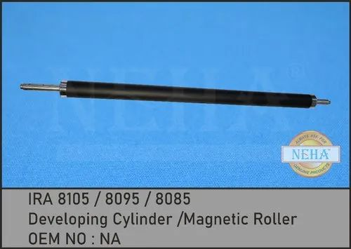 Developing Cylinder, Magnetic Roller IRA 8105 8095 8085