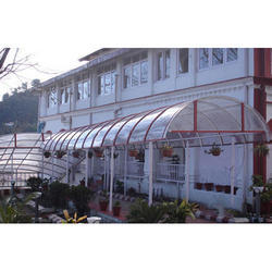 Transparent Polycarbonate Roof Sheet