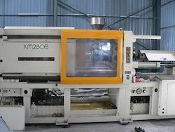 New Plastic Injection Moulding Machine and Used Plastic