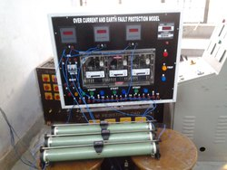 Static Current Relay