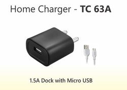USB Eliide Charger Tc63a, Weight: 150gm