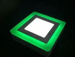 LED Dual Color Surface Panel Light