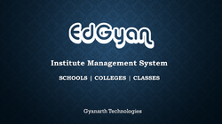EdGyan College Management System