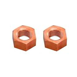 Copper Alloy Nuts