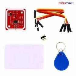 Robocraze NFC-Near Field Communication RF-ID V3 Module for Arduino/Raspberry Pi