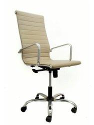 Single Cushion High Back Chair