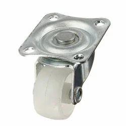 Zinc Plated Nylon Caster Wheel