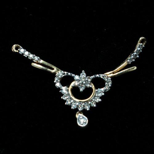 Jewels box wedding wear ladies diamond pendant rs 10000 piece id jewels box wedding wear ladies diamond pendant aloadofball Images