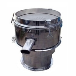 Agarbati Powder Filtering Machine