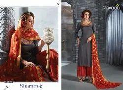 Nayaab Party Wear Sharara Suits