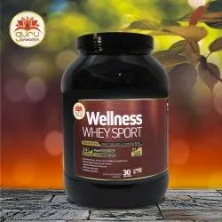 Whey Wellness Sports Winter Edition