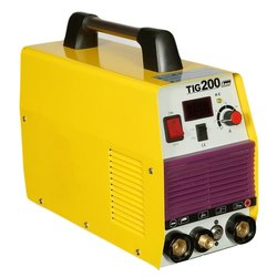 V&D Tools Single Phase TIG200 Mosfet Welding Machine, 10-200a
