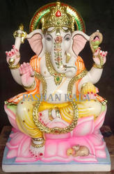 Decorative Ganesha Statue