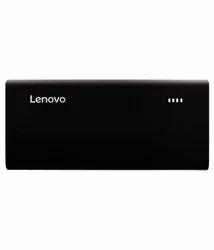 Black And White Lenovo PA10400 10400 mAh Power Bank White/black