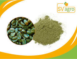 Green Coffee Bean Extract for Food Supplement