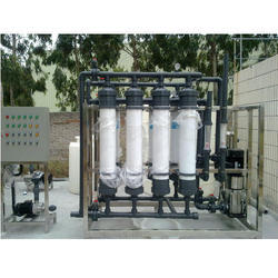 Water Recycling Ultrafiltration Plant