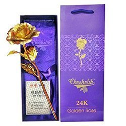Metal Gold Plated Artificial Rose Size 10 Cm Rs 95 Piece Agarwal Trading Corporation Id 17152590597