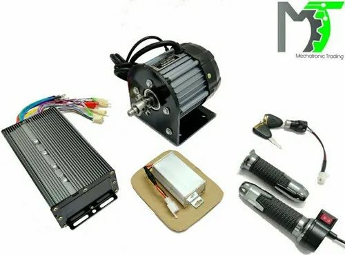 Electric motorcycle conversion kit India   Electric bike