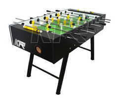 KTR Soccer Table Black Devil