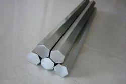 SS 304 Hexagonal Bright Steel Bars