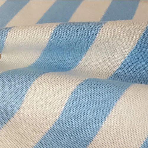 55b29032e98 Plain Organic Cotton Interlock Knit Fabric, GSM: 150-200 GSM And 200 ...
