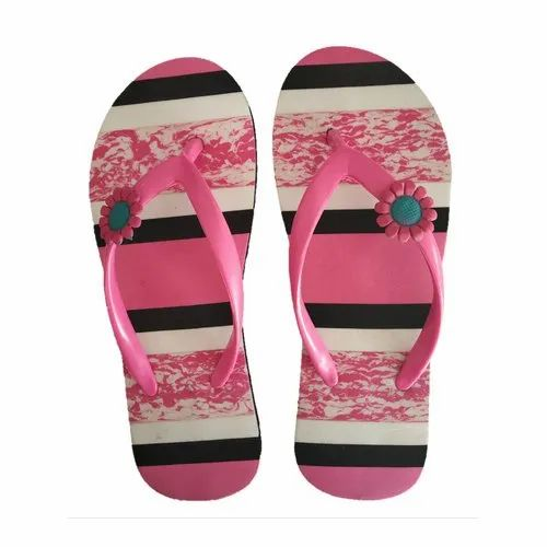 6ec7f15a4 Breezy Women Ladies Beach Rubber Flip Flop