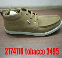 Male Woodland Leather Shoes