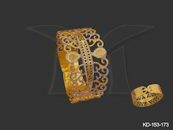 Laser Cut Kada Jewellery