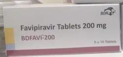 Bdfavi 200mg Tablet