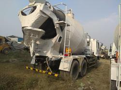 Automatic Used Transit Mixture, Capacity: 480 L
