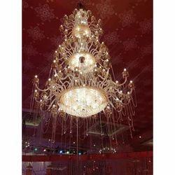 Crystal Ceiling Decorative LED Light Chandelier